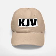 KJV Baseball Baseball Cap