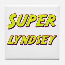 Super lyndsey Tile Coaster