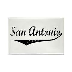 San Antonio Rectangle Magnet (10 pack)