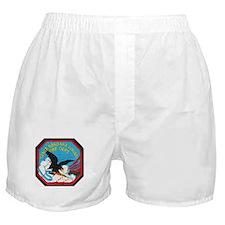 Sta Barbara Co. Fire Boxer Shorts