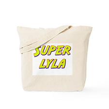 Super lyla Tote Bag