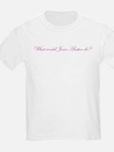 Funny Jane austen persuasion T-Shirt