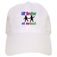 Lil' Brother of Twins Baseball Cap