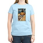 Joyous Halloween Women's Light T-Shirt
