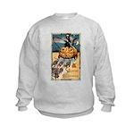 Joyous Halloween Kids Sweatshirt