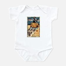 Joyous Halloween Infant Bodysuit