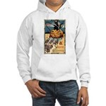 Joyous Halloween Hooded Sweatshirt