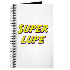Super lupe Journal