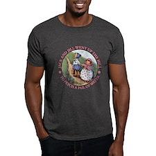 JACK & JILL WENT UP THE HILL T-Shirt