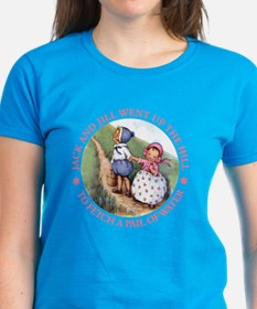 JACK & JILL WENT UP THE HILL Tee