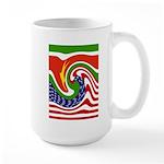 SURINAME Large Mug