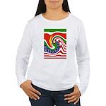 SURINAME Women's Long Sleeve T-Shirt