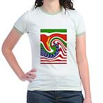 SURINAME Jr. Ringer T-Shirt