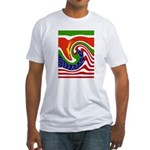 SURINAME Fitted T-Shirt