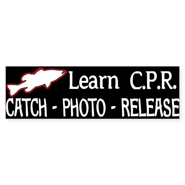 LEARN C.P.R. CATCH-PHOTO-RELEASE by reelgifts