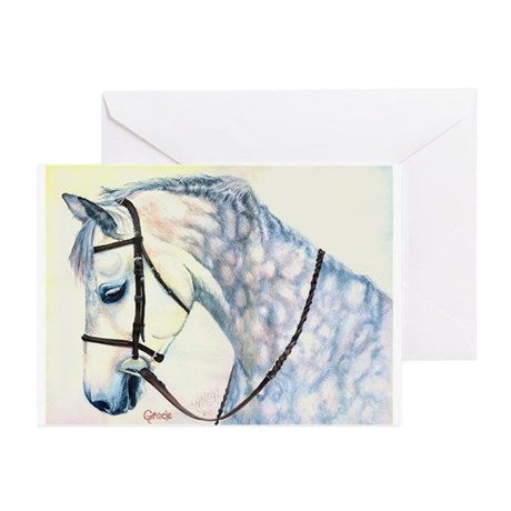 Gracie Greeting Cards (Pk of 10)