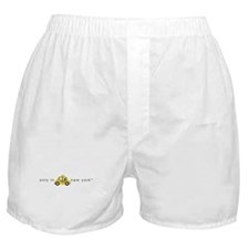 Only In New York Taxi_cartoon Boxer Shorts