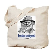 WHITMAN QUOTE Tote Bag