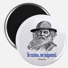 """WHITMAN QUOTE 2.25"""" Magnet (10 pack)"""