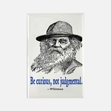 WHITMAN QUOTE Rectangle Magnet (10 pack)