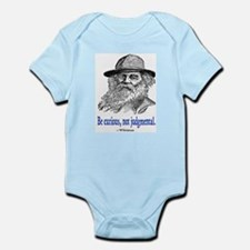 WHITMAN QUOTE Infant Bodysuit
