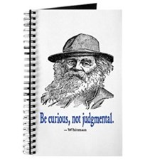 WHITMAN QUOTE Journal