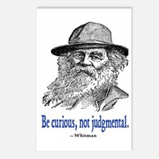 WHITMAN QUOTE Postcards (Package of 8)
