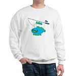 Lolo's Fishing buddy Sweatshirt
