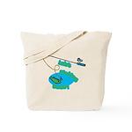 Lolo's Fishing buddy Tote Bag