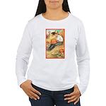 Pumpkin Carving Women's Long Sleeve T-Shirt