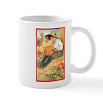 Pumpkin Carving Mug