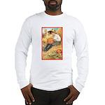 Pumpkin Carving Long Sleeve T-Shirt