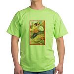 Pumpkin Carving Green T-Shirt