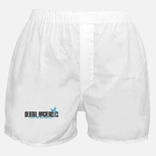 Dental Hygienists Do It Better! Boxer Shorts
