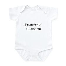 Cute Humberto Infant Bodysuit