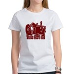 Retro That's How I Roll Tract Women's T-Shirt