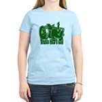 Retro That's How I Roll Tract Women's Light T-Shir