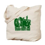 Retro That's How I Roll Tract Tote Bag