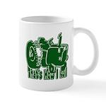 Retro That's How I Roll Tract Mug