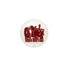 Retro That's How I Roll Tract Mini Button (10 pack