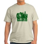 Retro That's How I Roll Tract Light T-Shirt