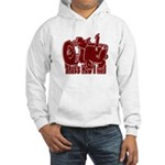 Retro That's How I Roll Tract Hooded Sweatshirt