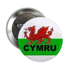 """Wales 2.25"""" Button"""