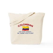 Good Lkg Colombian 2 Tote Bag