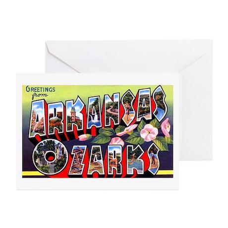 Arkansas Ozarks Greetings Greeting Cards (Pk of 20