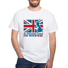I'm With UK Shirt