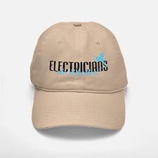 Electricians Do It Better! Baseball Baseball Cap