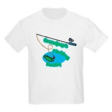 Grandpop's Fishing Buddy T-Shirt