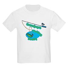 Grandpop's Fishing Buddy T-Shirt