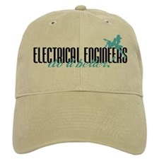 Electrical Engineers Do It Better! Baseball Cap